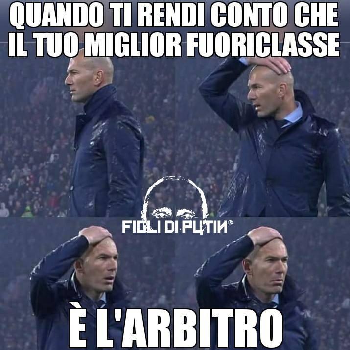 Arbitro fuoriclasse Zidane