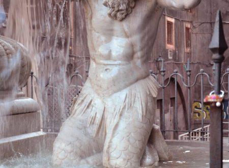 Fontana dell'Amenano – Catania