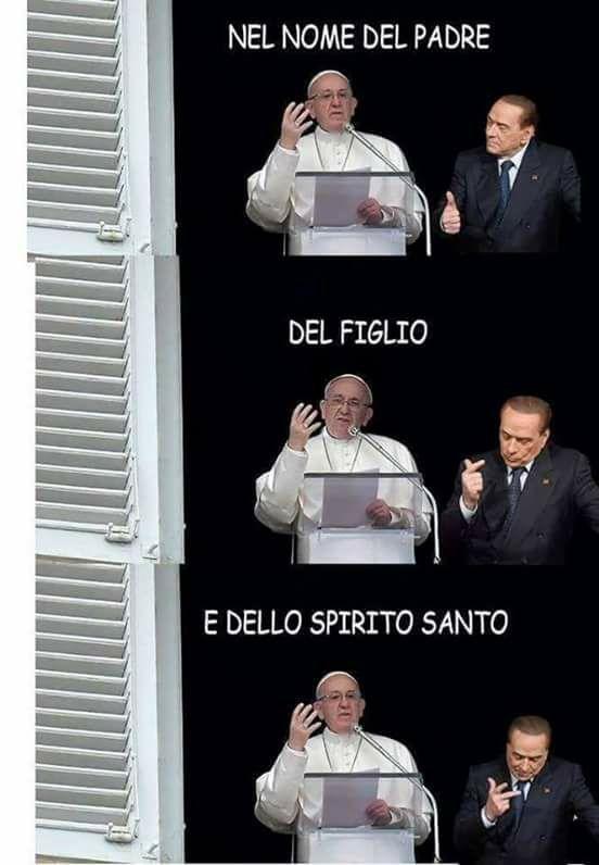 Berlusconi conta